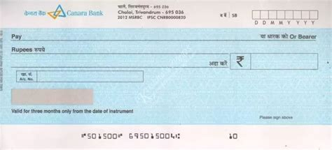 Sbi Background Check How To Fill In An Sbi Cheque Quora