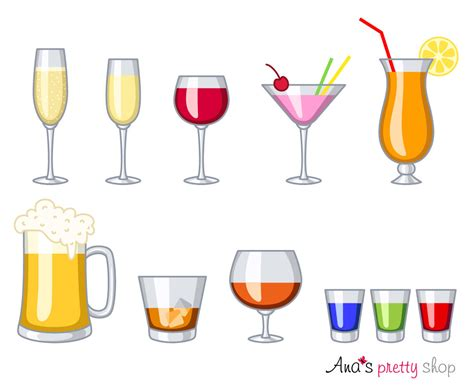 alcoholic drinks clipart wine clipart drinking glass pencil and in color wine