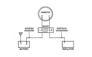 12 volt amp gauge wiring diagram wiring diagram website