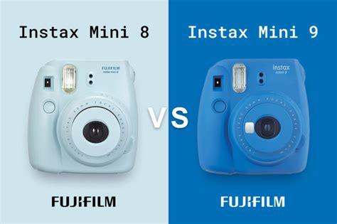 fujifilm instax mini 8 instant review fujifilm instax mini 8 vs mini 9 key differences which