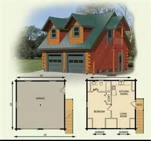 garage cabin plans