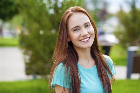 successful teeth whitening treatment