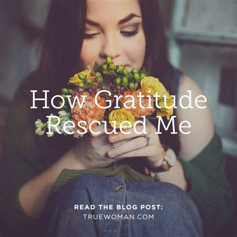 gratitude journal she believed so she became books how gratitude rescued me true revive our hearts