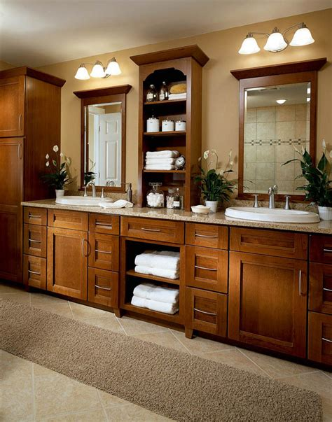Cabinet In Bathroom by Bathroom Vanities Kraftmaid Bathroom Cabinets Kitchen