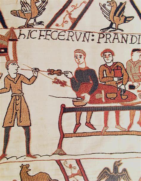 teppich bayeux spit roasting eldrimner