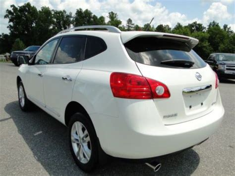 Buy Used 2012 Nissan Rogue Awd Repairable Salvage Title