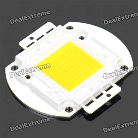 High Power Led 50w Cold White 32 34v Emitter buy prime 100w 7000lm warm white led metal plate module