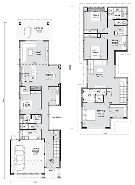 cambridge homes floor plans stirling from 355 100