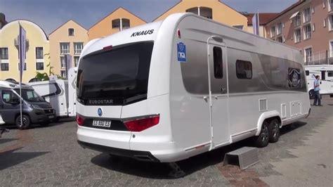 der neue caravan knaus eurostar 2016 caravisio caravan