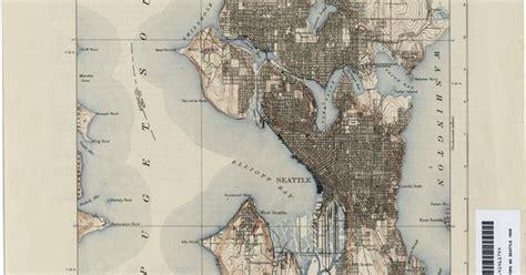 seattle map topo txu pclmaps topo wa seattle 1908 jpg 3002 215 3670