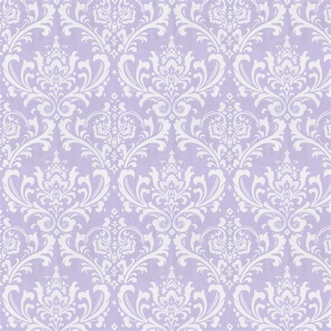 By The Yard Fabric | lilac osborne damask fabric by the yard purple fabric
