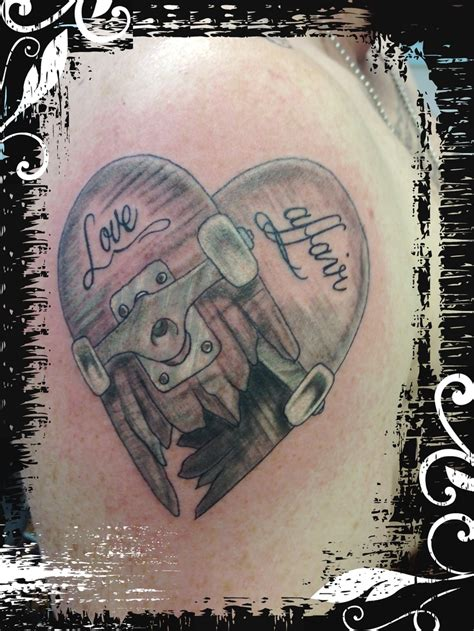 skateboard tattoo designs 62 best images about ideas on on back