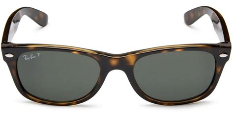 Id 902 Green Glasses ban new wayfarer sunglasses rb2132 902 58