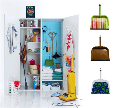 cleaning closet cleaning broom closets
