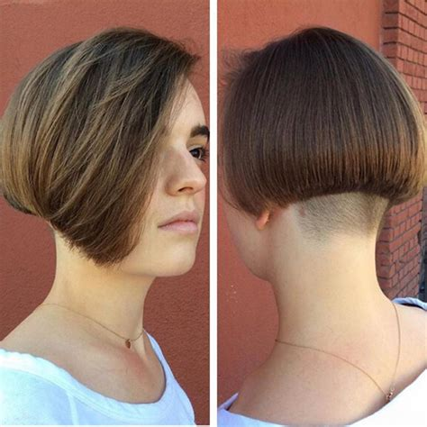 haircut bob undercut 27 perfect bob haircuts with bangs pretty designs