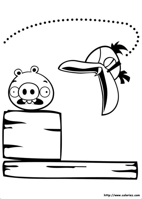 angry birds go hal coloring pages coloriage prise de bec
