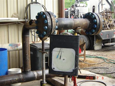 Hydrostatic Pressure Test Plumbing by Hydrostatic Test Procedure For Pipeline Security Sistems