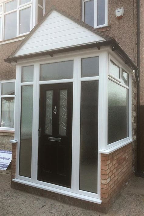 High Security Patio Doors Upvc Porches Chigwell Essex Porch Canopies Essex