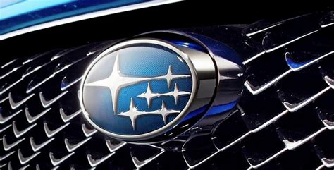 cool subaru logos 10 car logos that you probably never knew the meaning of
