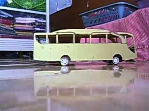 cara membuat bus mainan dari barang bekas yt kereta api mainan mainan anak perempuan