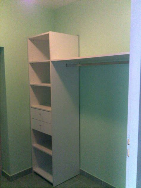 Amenagement Dressing Sous Pente by Amenagement Placard Ikea Am 233 Nagement Sous Pente Ikea