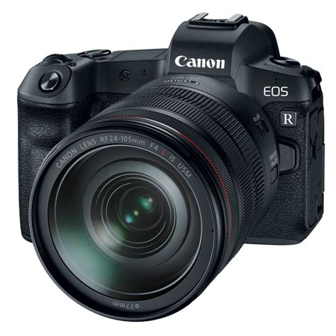 canon mirrorless dslr here is the canon eos r frame mirrorless live