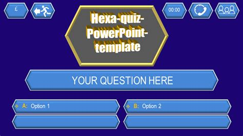 forms quiz template quiz template hexa ppt themes