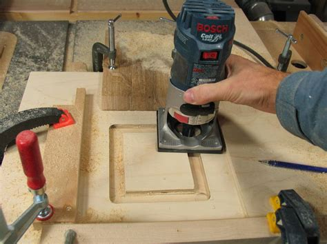 wood router guide  woodworking