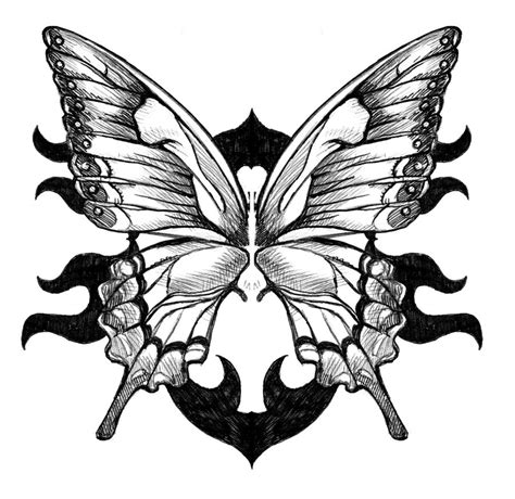 butterfly wings tattoo designs butterfly wings clipart best clipart best