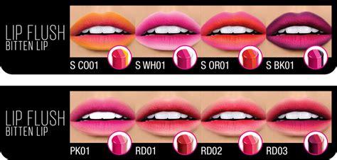 Maybelline Lip Flush Bitten Lip maybelline color sensational lip flush bitten lip 3 9g 8