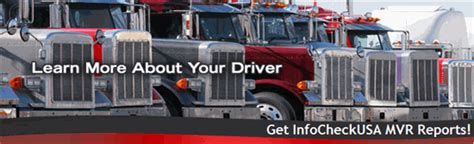 Truck Driving With Criminal Record Driving Records Mvr Driving Record Driving Cdl Check
