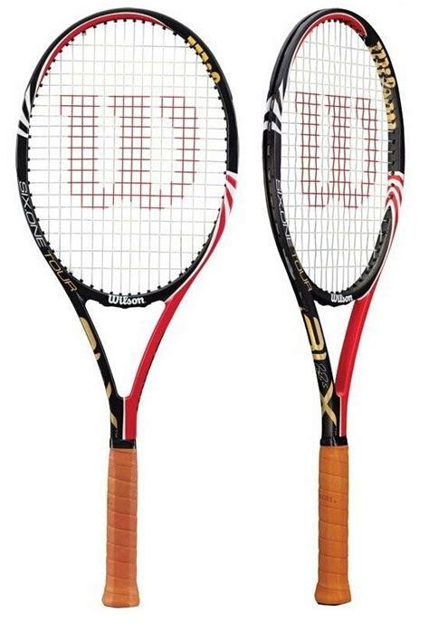 Raket Wilson Tenis Lapangan Jual Raket Tenis Wilson Blx Six One Tour Federer Original Wimbledonsports