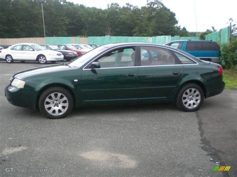 Audi A6 2 8 Quattro by 1998 Cactus Green Pearl Audi A6 2 8 Quattro Sedan