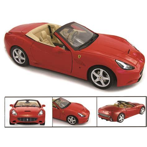 Ferrari 1 18 Modelle by Buy Official 1 18 Ferrari California Red Diecast Model