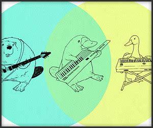 duck billed platypus venn diagram awesome venn diagrams