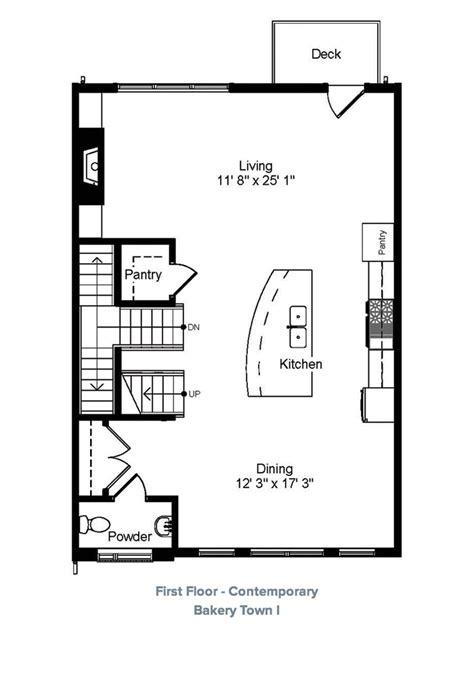 floor plan of a bakery home floorplans laurel communities