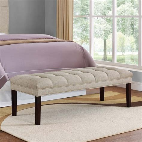 white bedroom benches pri upholstered bedroom bench in white ds 8626 400