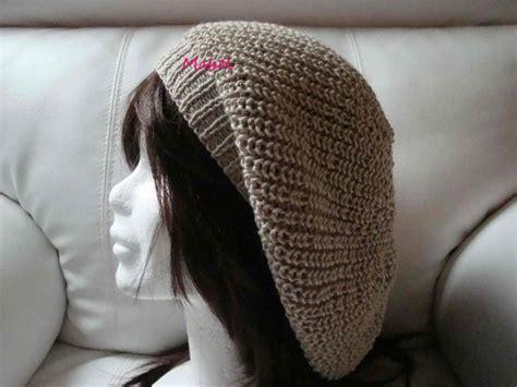 Modele De Bonnet Au Tricot