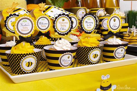 Bumble Bee Baby Shower Ideas Bumble Bee Ideas