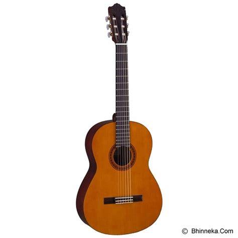 Gitar Yamaha Klasik Nilon Elektrik Cx 40 jual yamaha gitar klasik c 40 murah bhinneka