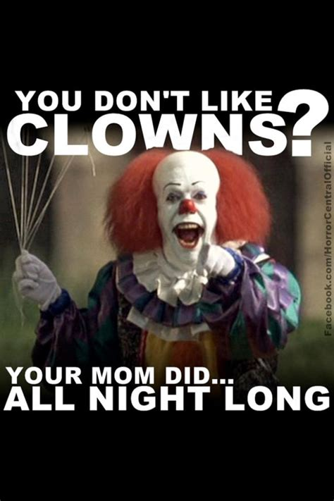 105 Best Clown Quotes Creepy by Scary Clown Quotes Quotesgram