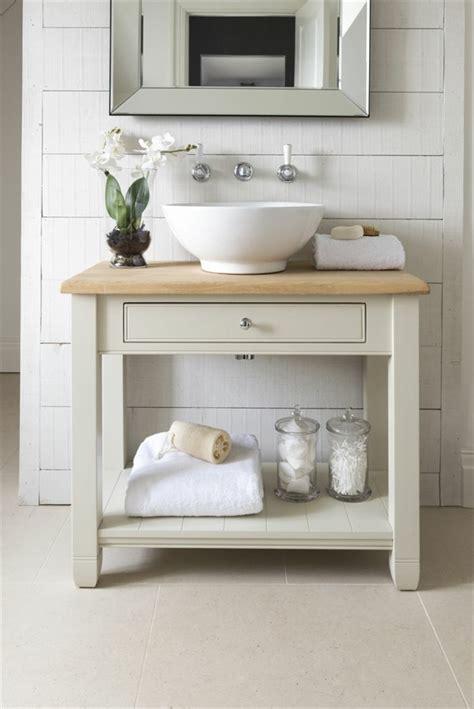 waschtisch aus holz und andere rustikale badezimmer ideen - Bad Holz Waschtisch