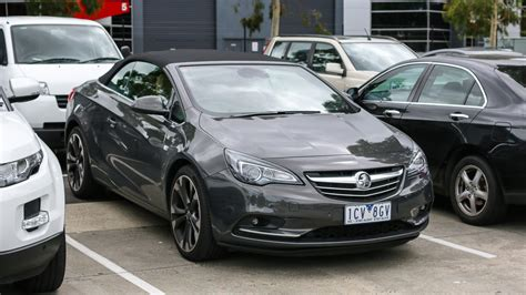 opel holden holden badged opel cascada spotted in melbourne photos