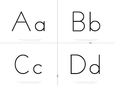 printable letters ofthe alphabet upper and lower case upper case alphabet letters images