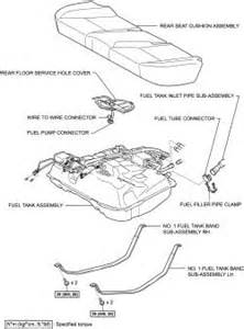 Fuel System Sfi 1991 Buick Reatta 3 8l Fi Ohv 6cyl Repair Guides
