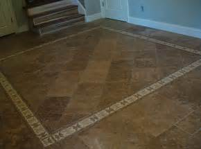 Our custom installation team can implement your floor design or we can