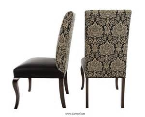 2 Accent Chairs For Sale Pair Of Parsons Leather Accent Chairs With Upholstered