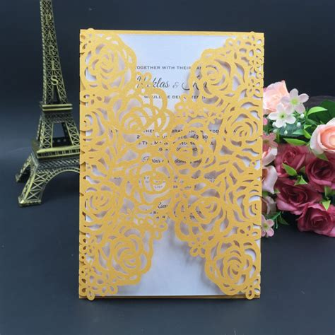 Wedding Card Wholesale by Buy Wholesale Scroll Wedding Invitations From China