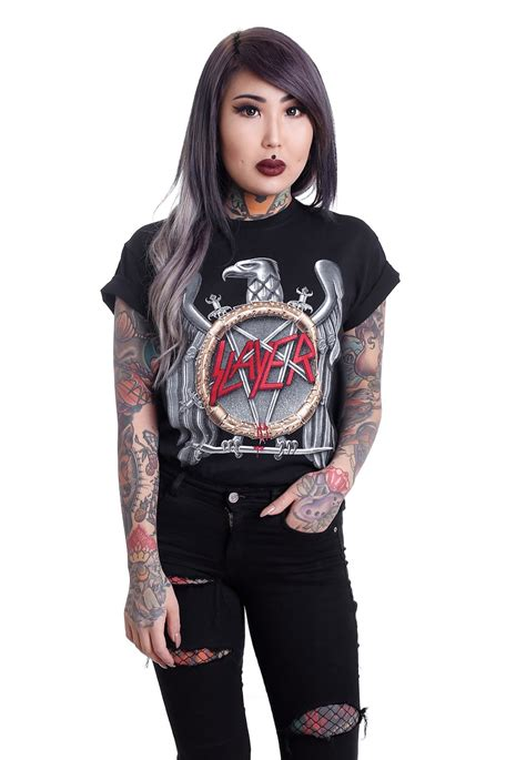 Jaket Band Slayer Zipper Slayer Hoodie Slayer Switer Slayer Sl25 metal merchandise official merch shop