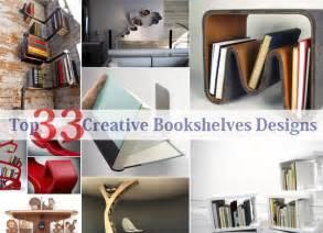 Diy Creative Bookshelves Top 33 Creative Bookshelves Designs